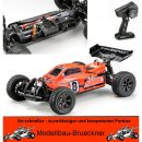 1:10 EP Buggy AB1BL 4WD Brushless RTR 2,4 GHz CR2 ABSIMA...