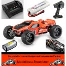 1:10 EP Truggy AT1BL 4WD Brushless RTR Set 2,4 GHz CR2...