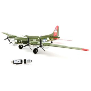 E-flite UMX B-17G Flying Fortress BNF mit AS3X
