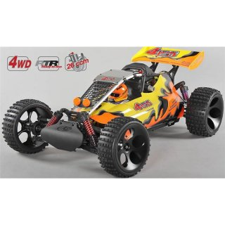 FG Off-Road Buggy WB 535, 4WD, RTR, lackierte Karosserie