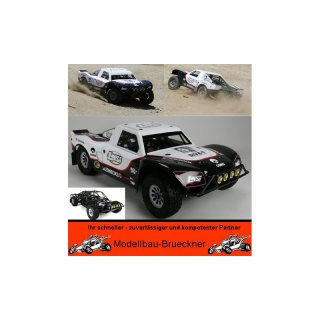 Losi 5ive-T ? 1/5 Scale 4WD Off-Road Racing Truck 26ccm BND LOSB0019BLKBD