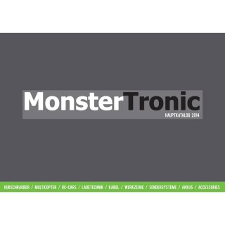 Monstertronic Hauptkatalog als pdf