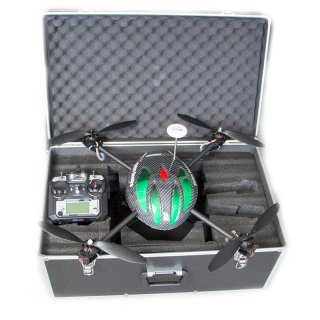 Sirius Quattro GPS u. GoHome 2,4 GHz Fernsteuerung Monstertronic MT1236 Quadcopter