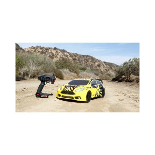 Vaterra Ford Fiesta Rally Cross 1/10 4WD RTR mit AVC