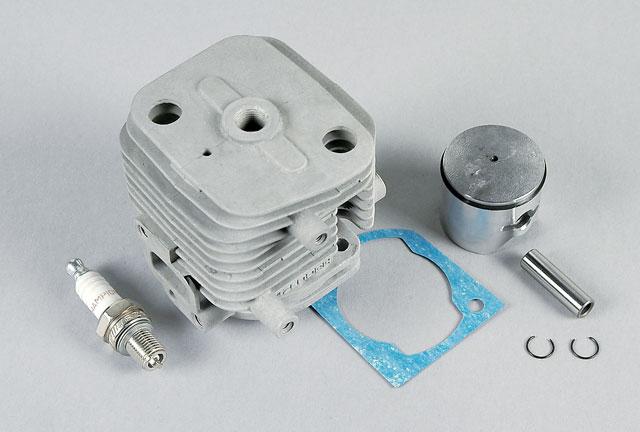 Zylinder Kolben Set 25,4 ccm Zenoah