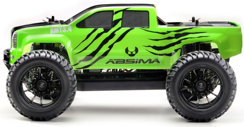 Monster Truck 1:10 RTR